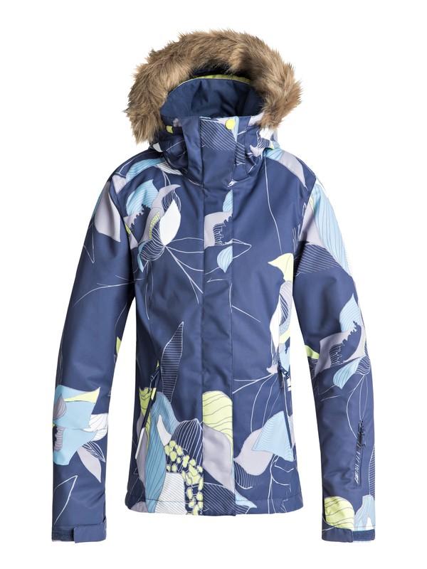0 Jet Ski - Veste de snow pour Femme Bleu ERJTJ03162 Roxy