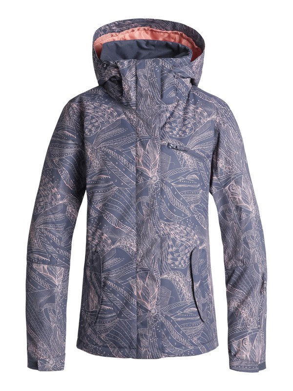 0 ROXY Jetty Snow Jacket  ERJTJ03175 Roxy