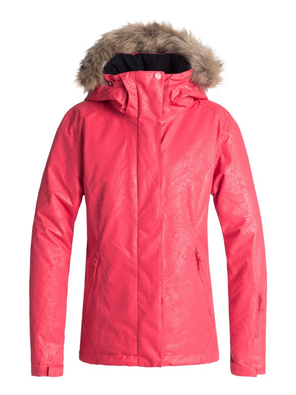 0 Jet Ski - Veste de snow pour Femme Rose ERJTJ03181 Roxy