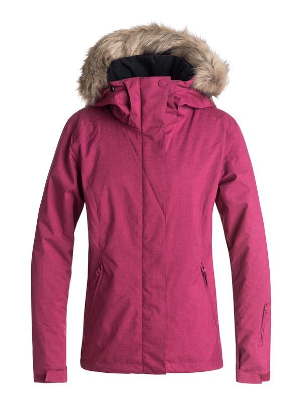 0 Jet Ski - Veste de snow pour Femme Rouge ERJTJ03181 Roxy