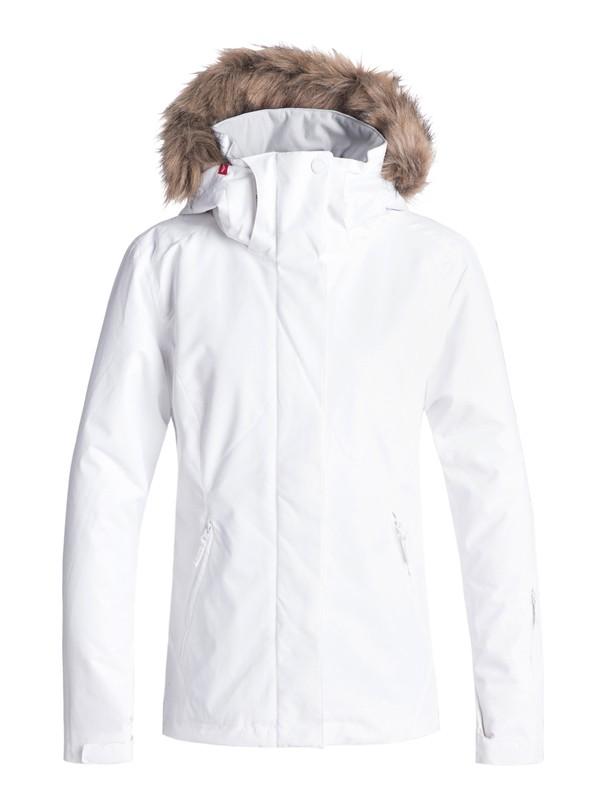 0 Jet Ski - Veste de snow pour Femme Blanc ERJTJ03181 Roxy