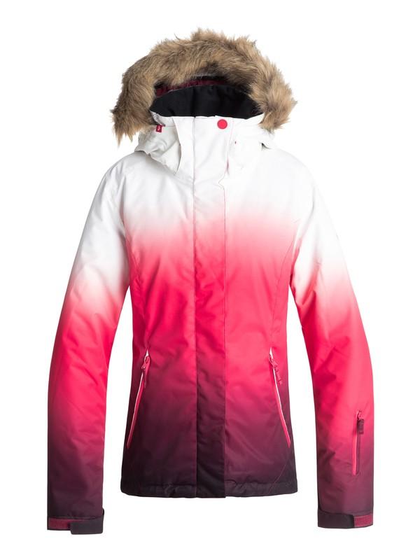 0 Jet Ski SE - Veste de snow pour Femme Rose ERJTJ03184 Roxy