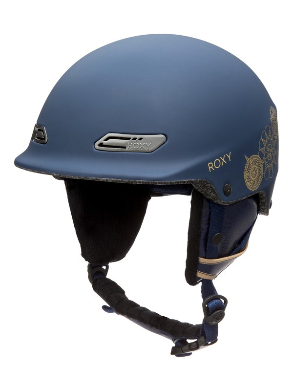 0 Power Powder - Snowboard/Ski Helmet Blue ERJTL03018 Roxy