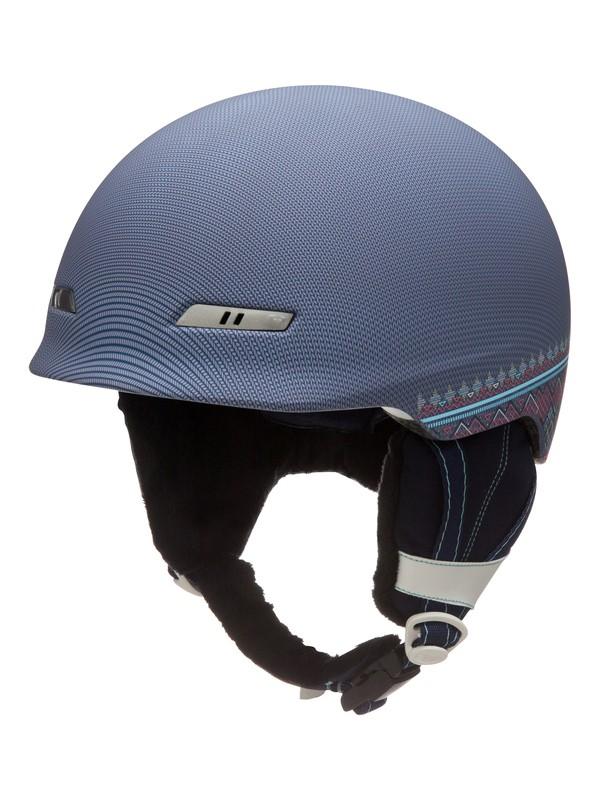 0 Angie - Snowboard/Ski Helmet Blue ERJTL03019 Roxy