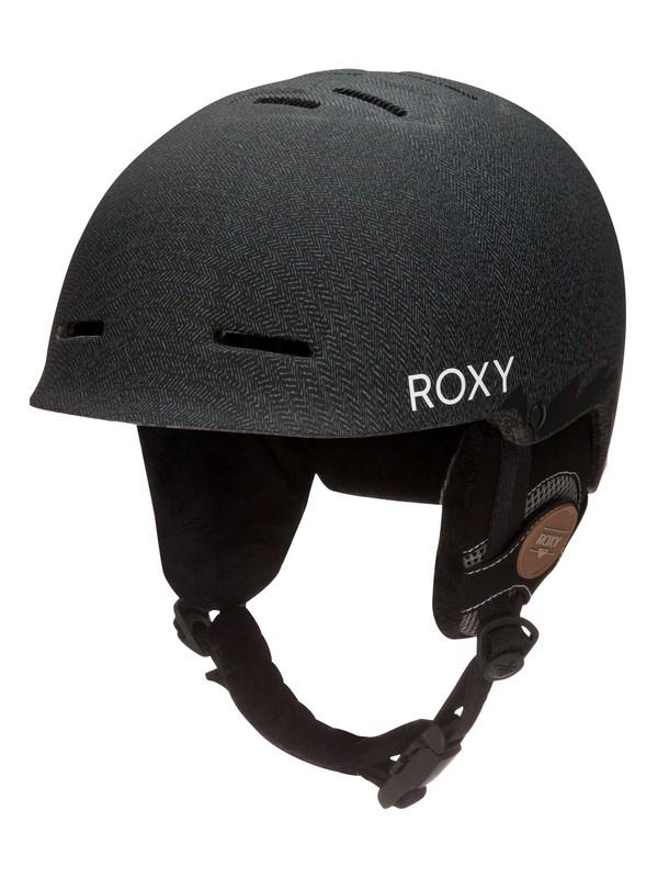 0 Avery - Snowboard/Ski Helmet Black ERJTL03020 Roxy