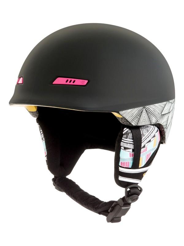 0 Angie Snowboard/Ski Helmet Black ERJTL03028 Roxy