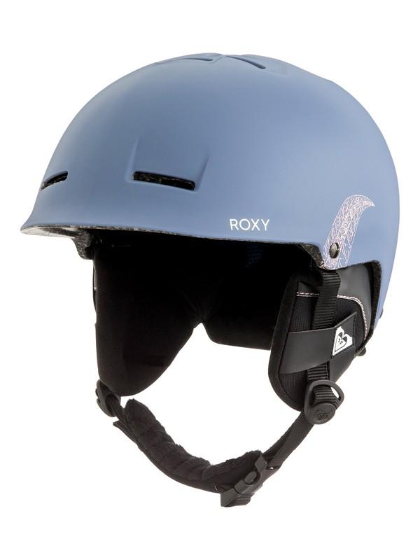 0 Avery Snowboard/Ski Helmet Blue ERJTL03031 Roxy
