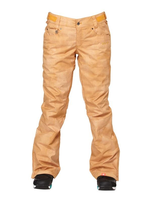 0 Woodrun Pant  ERJTP00005 Roxy