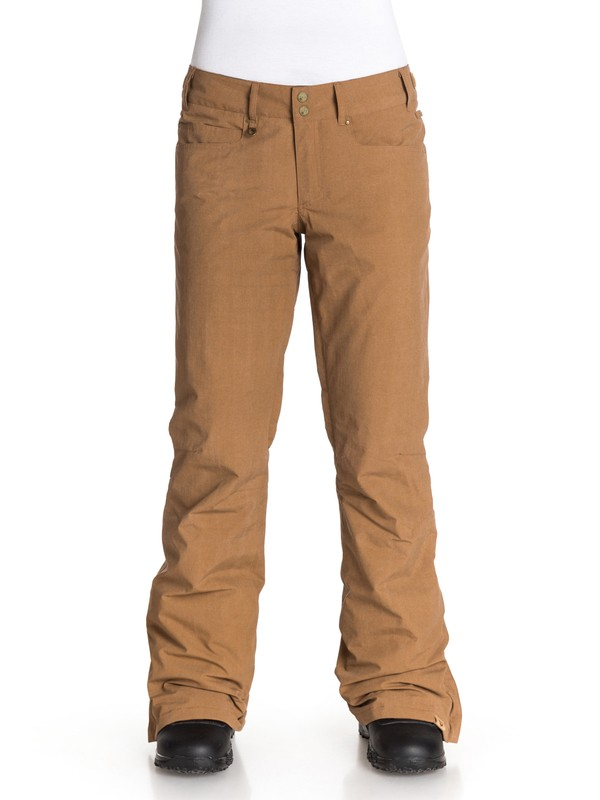 0 Wood Run Snow Pants  ERJTP03004 Roxy