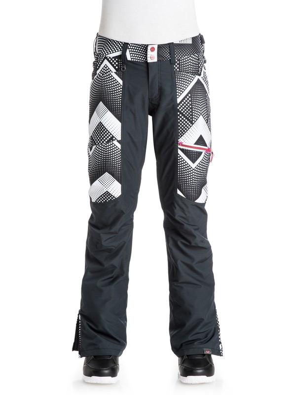 0 Cabin Snow Pants White ERJTP03021 Roxy