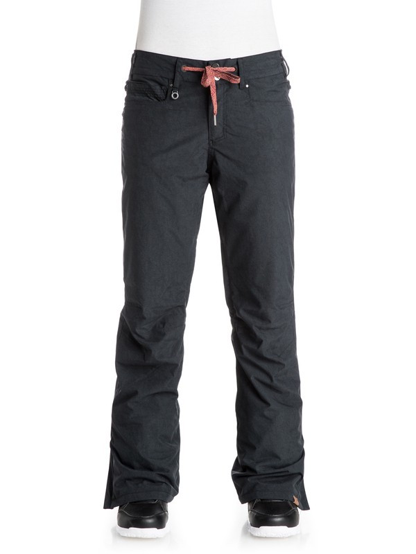 0 Woodrun Snow Pants  ERJTP03022 Roxy