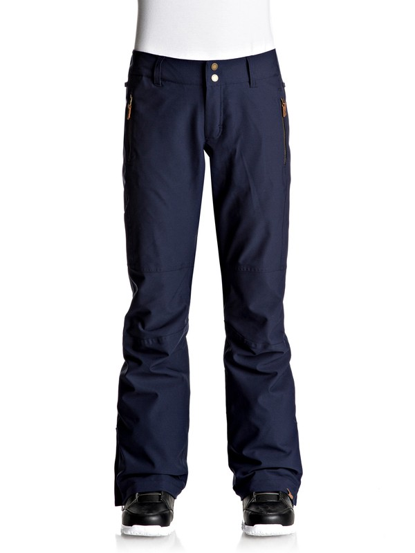 0 Cabin - Pantalones Para Nieve para Mujer Azul ERJTP03041 Roxy