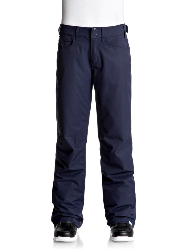 0 Backyard - Pantalones Para Nieve para Mujer Azul ERJTP03045 Roxy