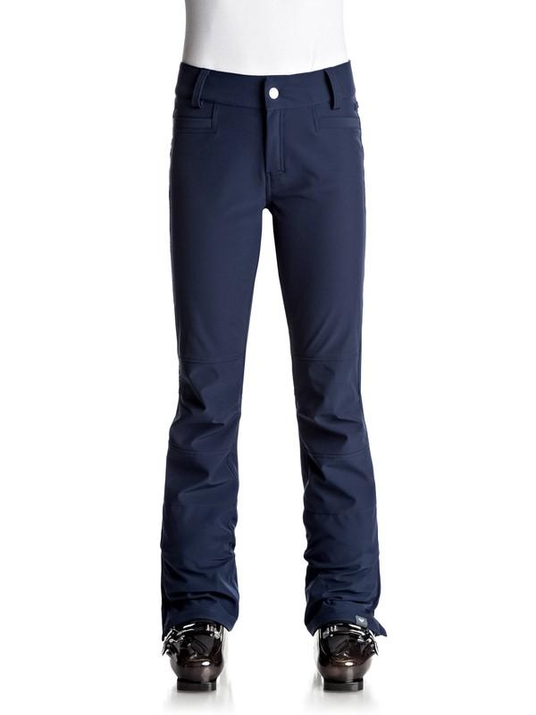 0 Creek - Pantalones Para Nieve para Mujer Azul ERJTP03046 Roxy