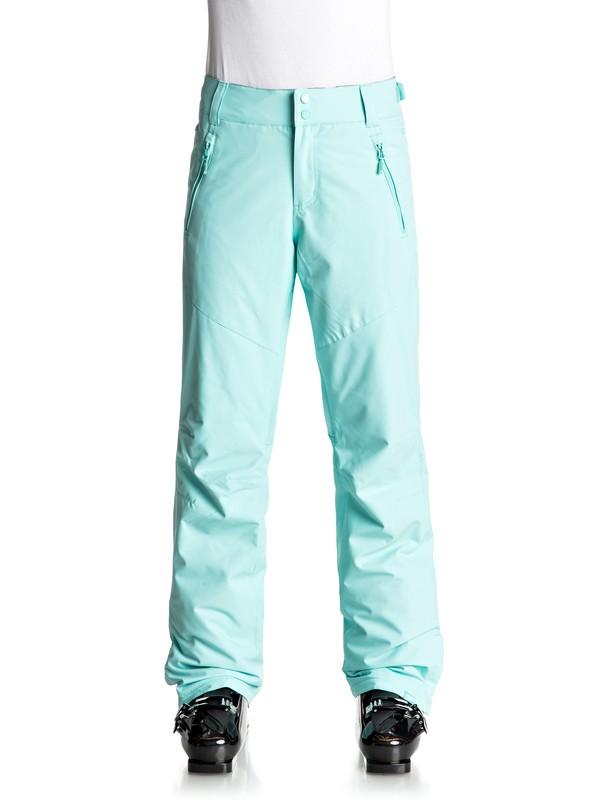0 Winterbreak - Pantalones Para Nieve para Mujer Azul ERJTP03048 Roxy