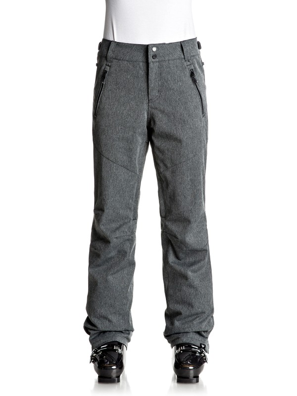 0 Winterbreak - Snow Pants for Women Black ERJTP03048 Roxy