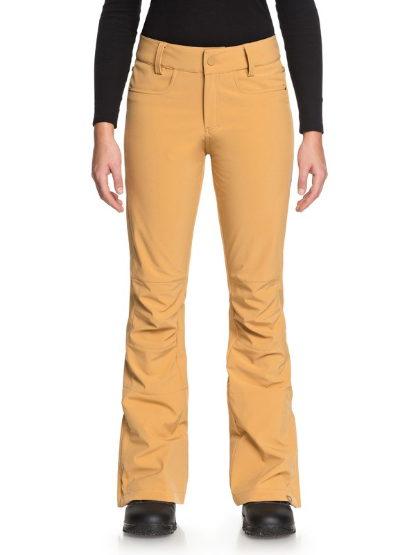 0 Creek Snow Pants Brown ERJTP03060 Roxy