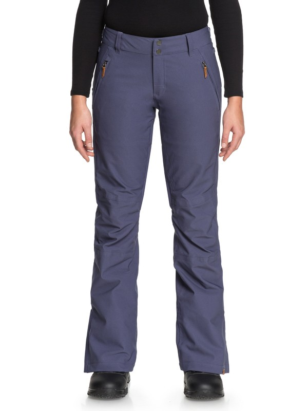 0 Cabin Snow Pants Blue ERJTP03061 Roxy