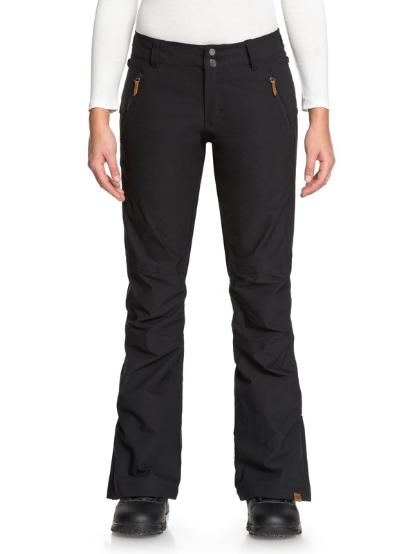 0 Cabin Snow Pants Black ERJTP03061 Roxy