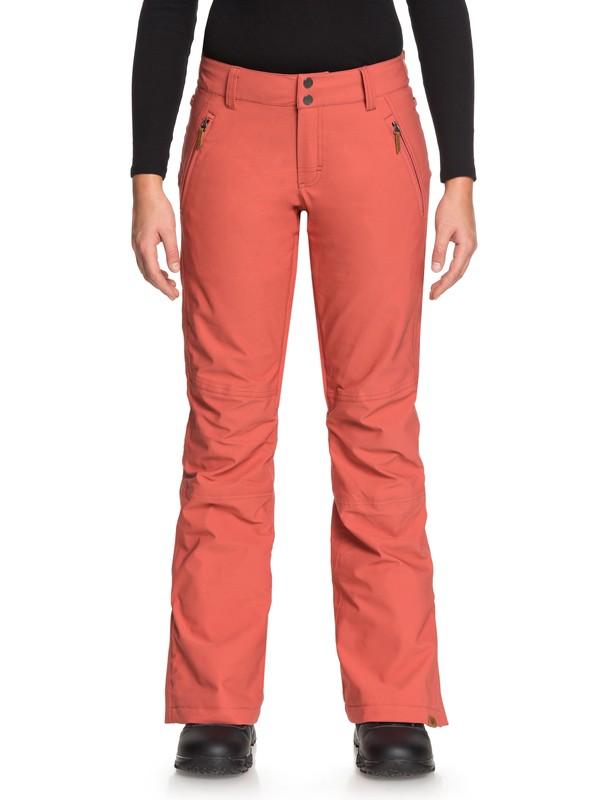 0 Cabin Snow Pants Pink ERJTP03061 Roxy