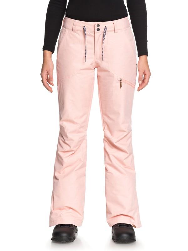 0 Nadia Snow Pants Pink ERJTP03062 Roxy