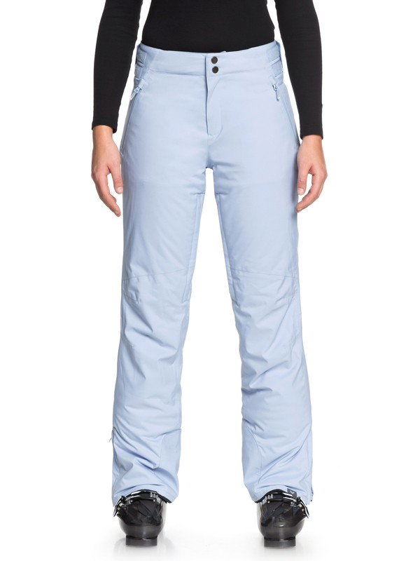 0 Down The Line Snow Pants Blue ERJTP03069 Roxy