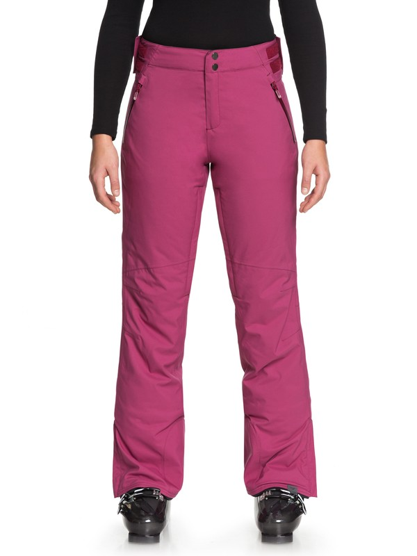 0 Down The Line Snow Pants Red ERJTP03069 Roxy