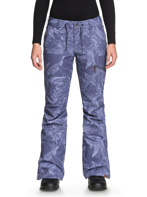 0 Nadia Snow Pants Blue ERJTP03070 Roxy