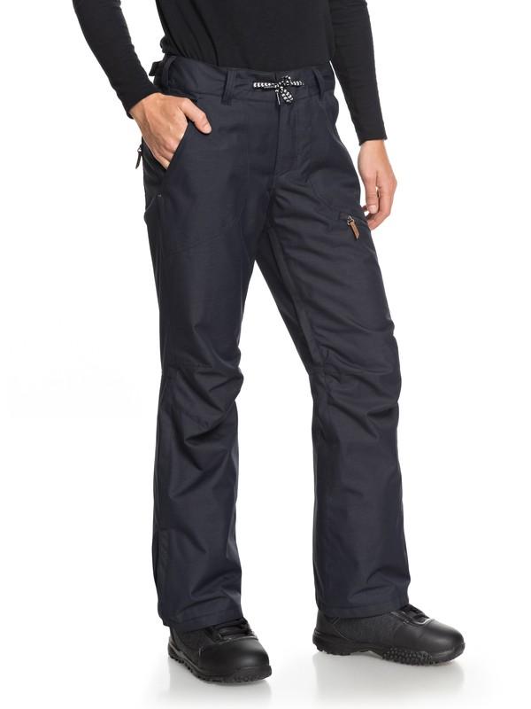 0 Nadia Snow Pants Black ERJTP03071 Roxy