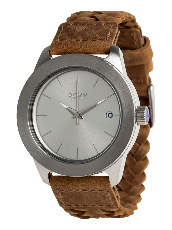 0 Kai Leather Watch  ERJWA03009 Roxy