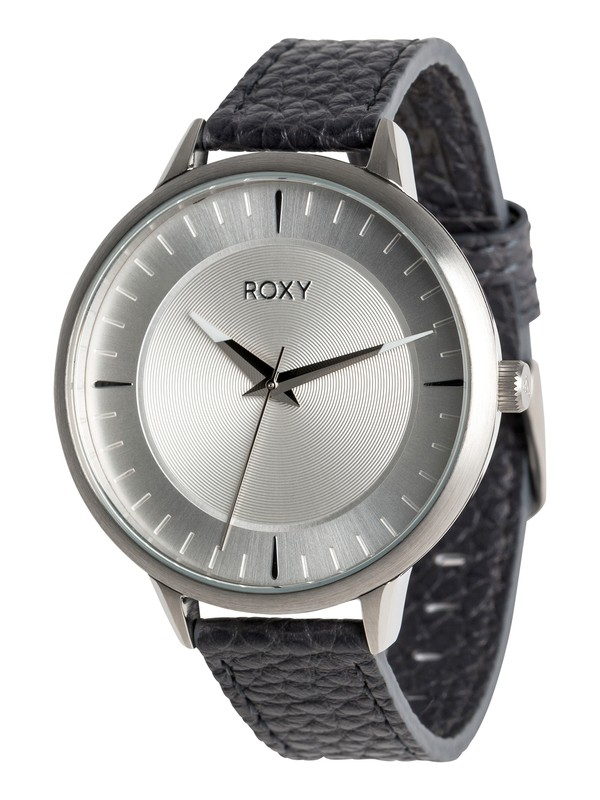 0 Avenue Leather - Analogue Watch Black ERJWA03012 Roxy