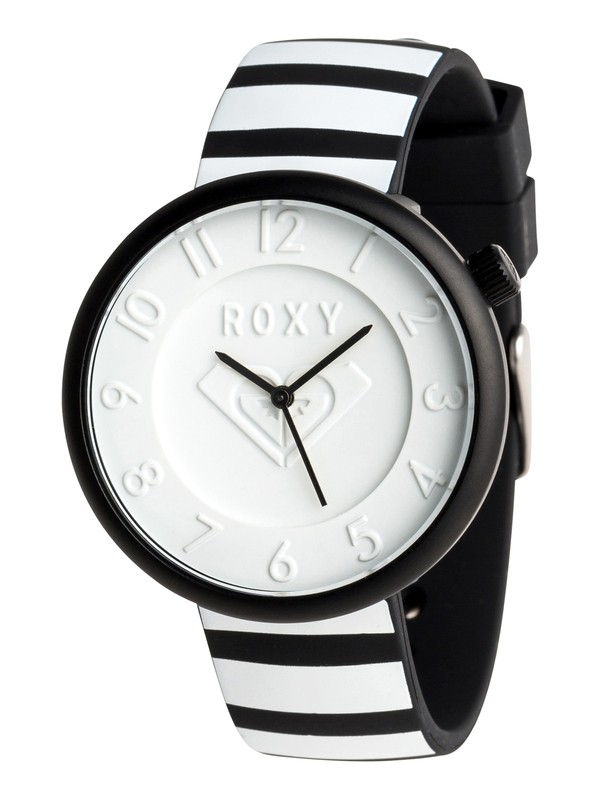 0 Fun Heart - Analoge Uhr Weiss ERJWA03015 Roxy