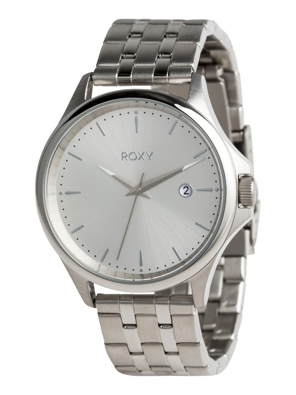 0 Messenger Metal Analog Watch  ERJWA03023 Roxy