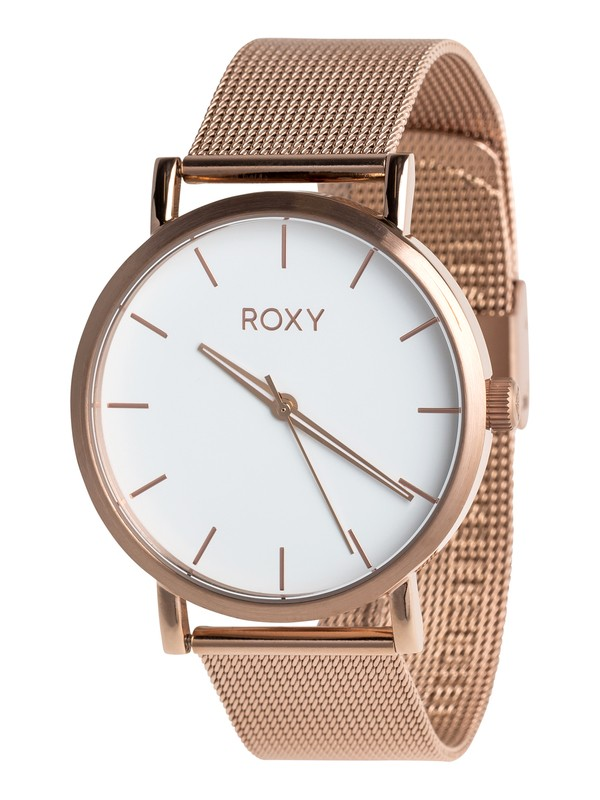 0 Maya Mesh Band Analog Watch  ERJWA03024 Roxy