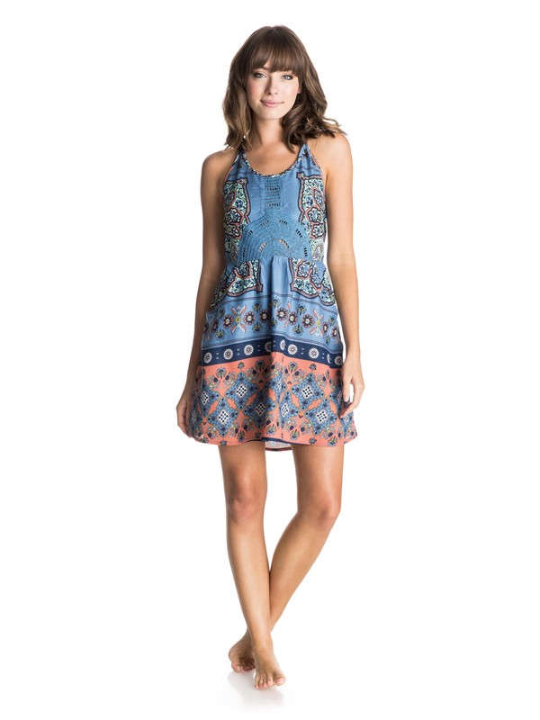 0 Dance To The Beat Dress  ERJWD03022 Roxy