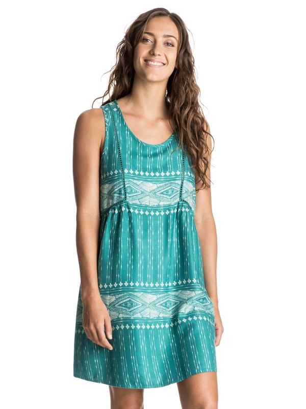 0 Astro Coast Tank Dress  ERJWD03064 Roxy