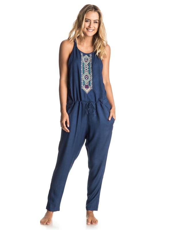 0 Chain Dust Jumpsuit  ERJWD03070 Roxy