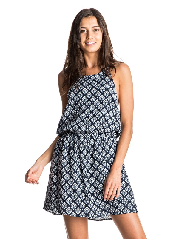 0 Really Unique - Halter Dress  ERJWD03125 Roxy