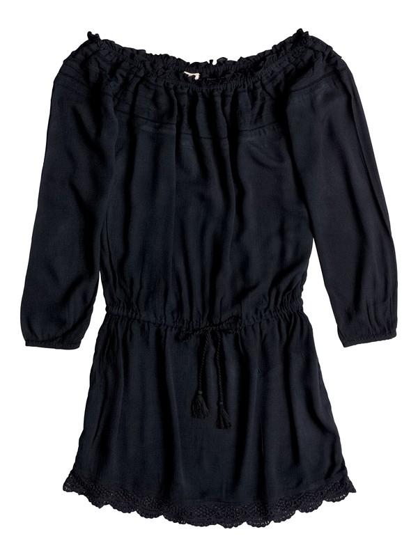 0 Off The Shoulder - Long Sleeve Dress  ERJWD03130 Roxy