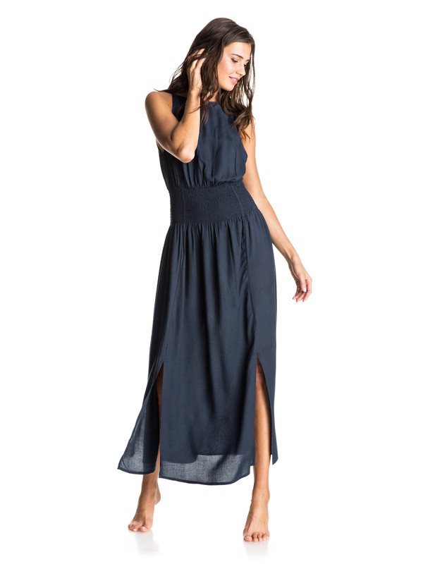 0 Get Sexy In Havana Maxi Dress  ERJWD03134 Roxy