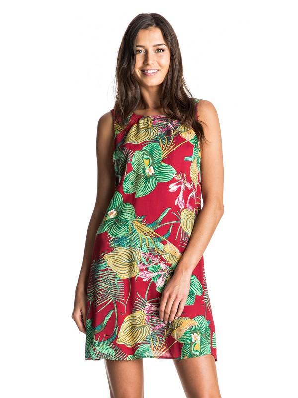 0 Cuba - Sleeveless Dress  ERJWD03136 Roxy