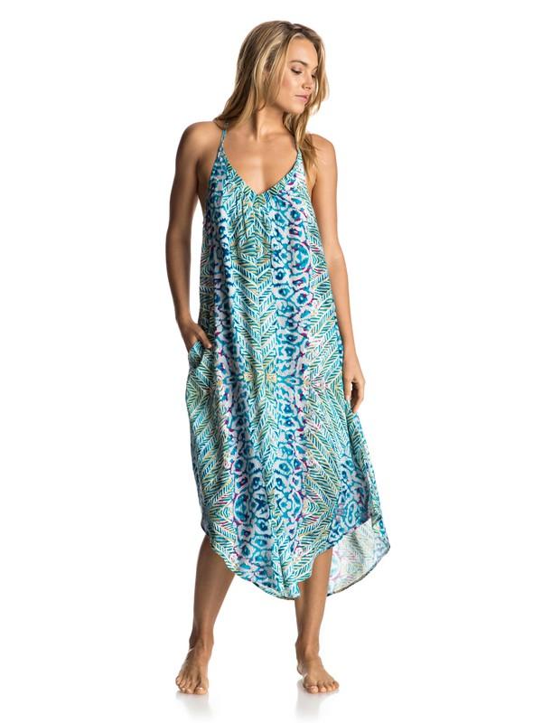 0 Kat Fish Midi Dress  ERJWD03138 Roxy