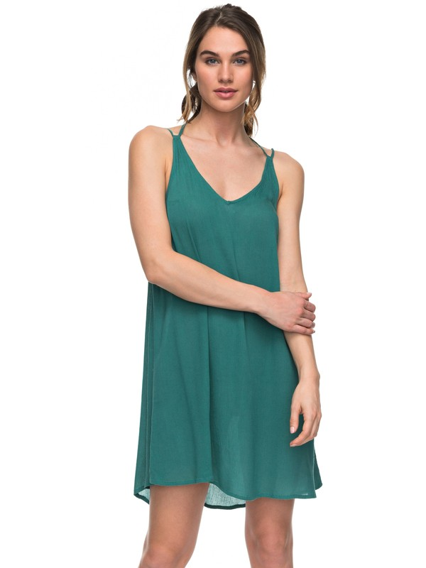 0 Dome Of Amalfi Strappy Dress  ERJWD03148 Roxy