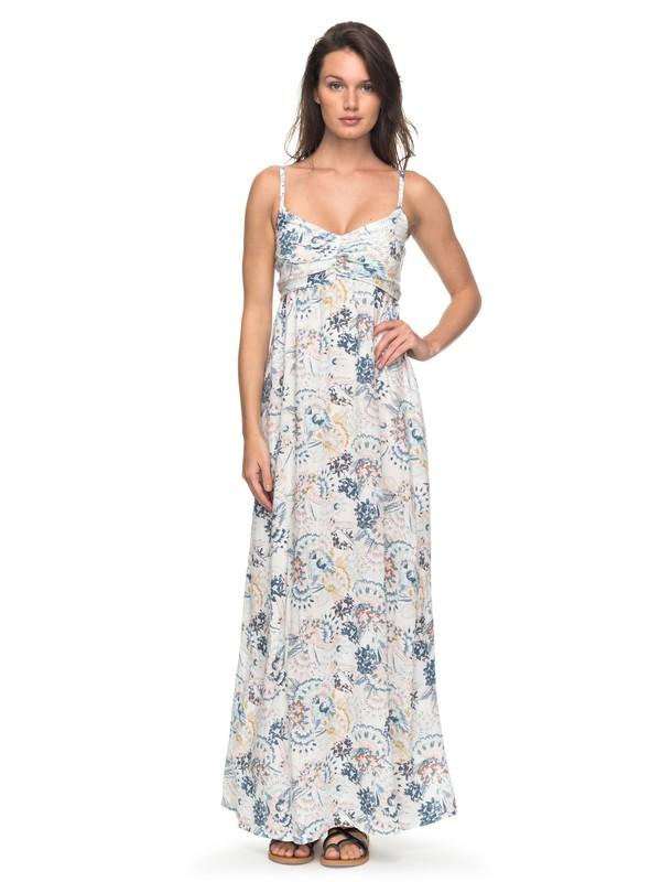 0 Brilliant Stars - Strappy Maxi Dress for Women  ERJWD03214 Roxy