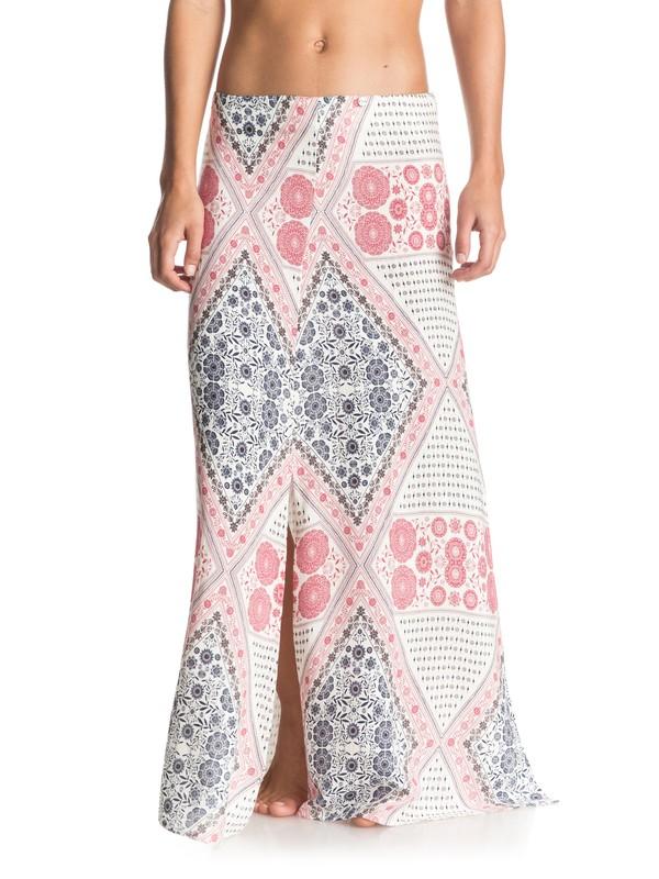 0 Sri Vibe Maxi Skirt  ERJWK03020 Roxy
