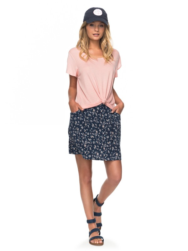 0 Little Inagua - Skirt for Women Blue ERJWK03033 Roxy