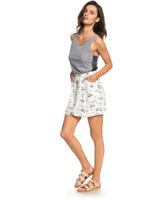 0 Little Inagua - Skirt for Women White ERJWK03033 Roxy