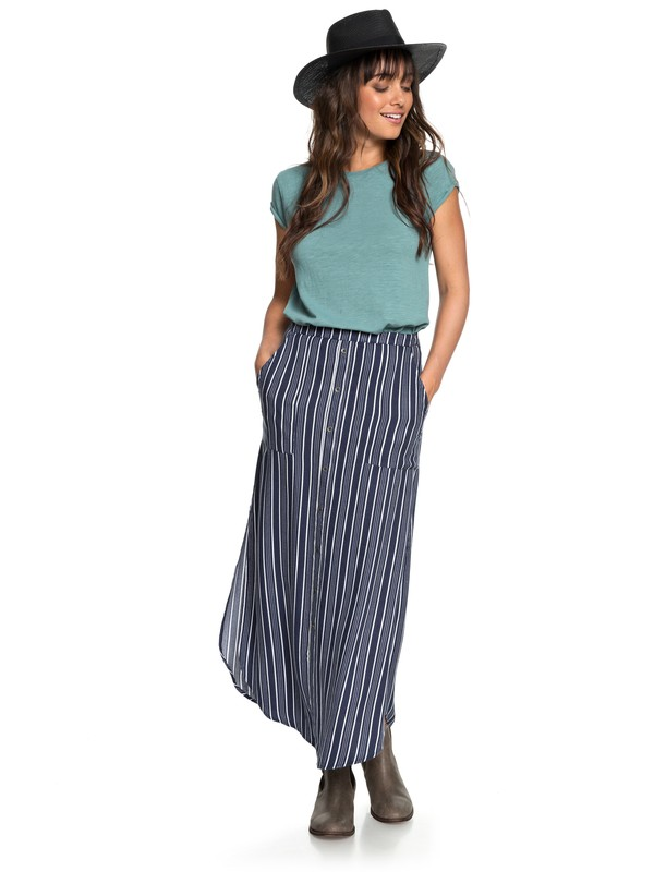 0 Sunset Islands Maxi Skirt  ERJWK03045 Roxy