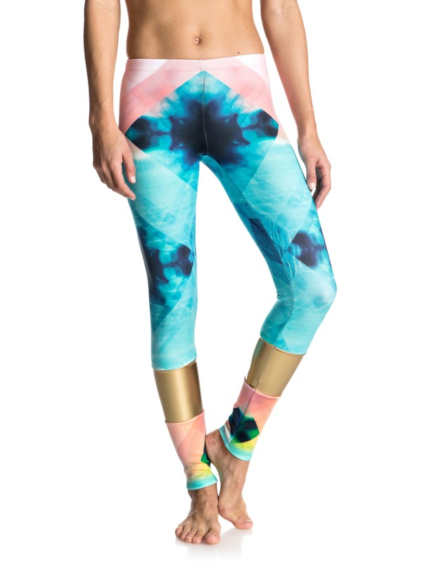 0 Pop Surf Surf Leggings  ERJWR03114 Roxy