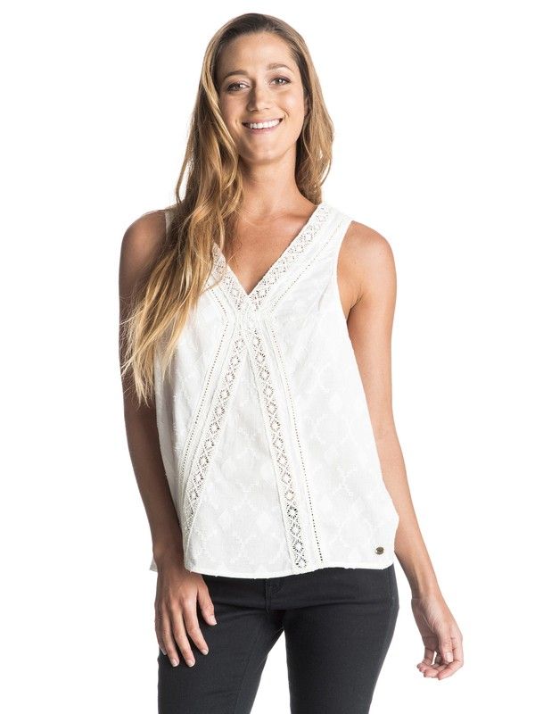 0 Before Sunset Tank Top  ERJWT03090 Roxy